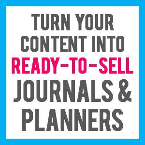 Create Ready-to-Sell Journals and Planners in PowerPoint