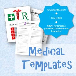 Medical-Templates-for-Low-Content-Publishing