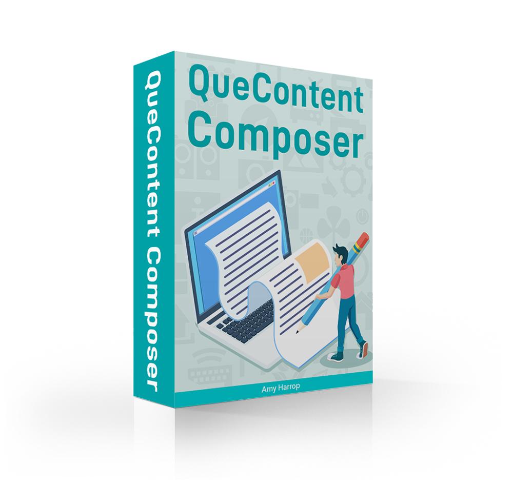QueContent Composer Walkthrough video tutorial