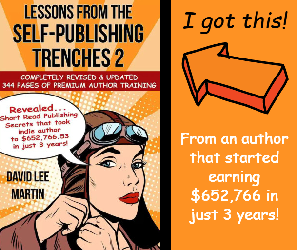 Lessons from the Self-Publishing Trenches II  – Updated for 2020…Let Me Review it for You!
