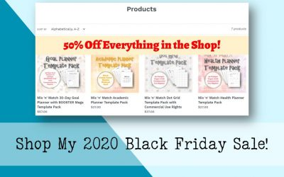 Low Content Publishing Black Friday Deals for 2020